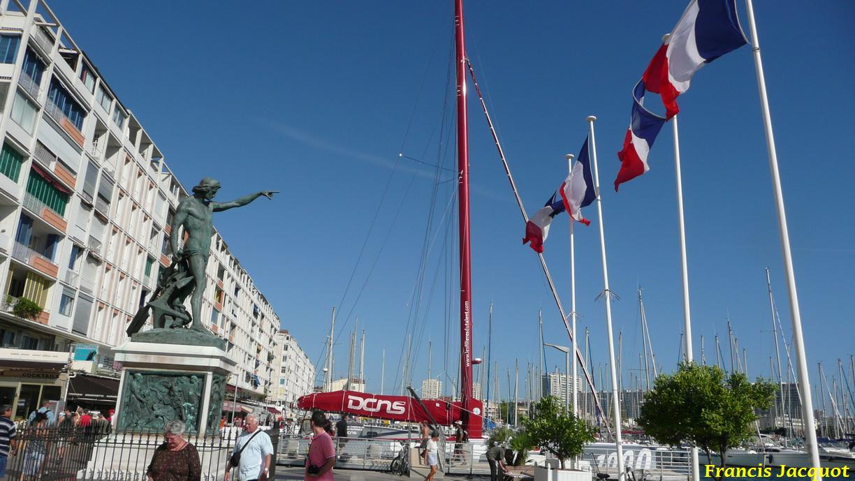 [Marine à voile] Le voilier monocoque de la DCNS à Toulon 0121