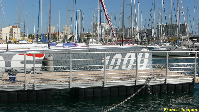 [Marine à voile] Le voilier monocoque de la DCNS à Toulon 1021