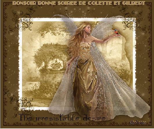 Les Bonjour , Les Bonsoir Et Les Bonne Nuit - Page 3 Colett11
