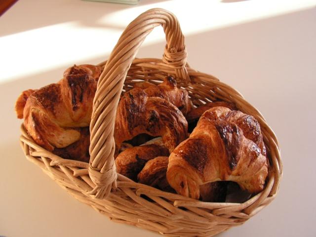 chocolat - Petits pains feuilletées au chocolat Pict0012