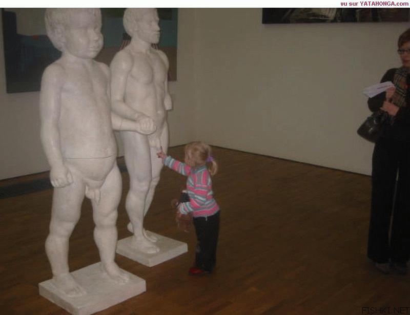 Sculpture moderne, grandeur réelle Dcouve10
