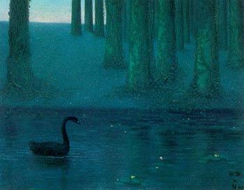 William Degouve de Nuncques [Peintre] 1896-t10