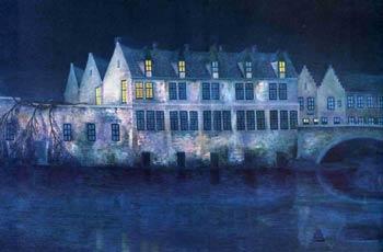 William Degouve de Nuncques [Peintre] La-nui10