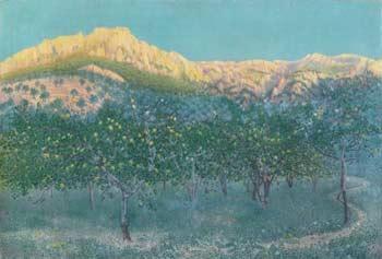 William Degouve de Nuncques [Peintre] Pictur10