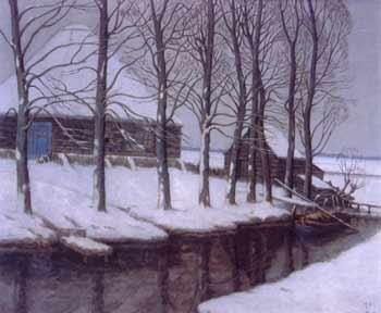William Degouve de Nuncques [Peintre] Wdegou10