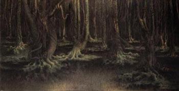 William Degouve de Nuncques [Peintre] Willia10