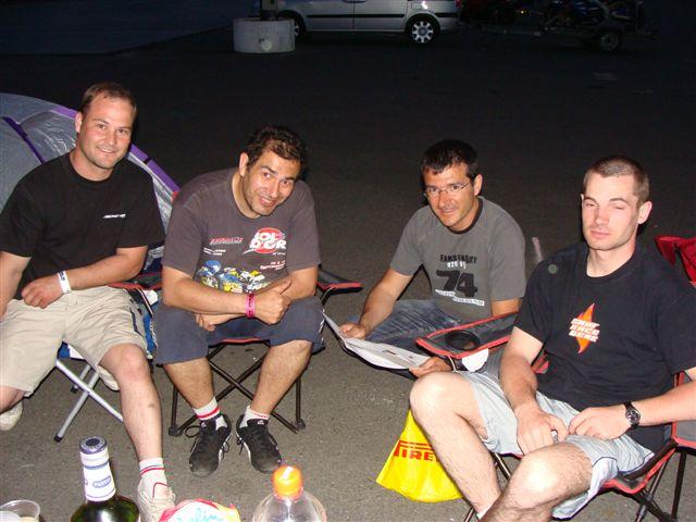 Pirelli days magny cours F1 le 12 mai 2008. Dsc01815