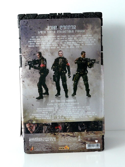 Collection du Cpt.Speirs ( HOT TOYS ). Connor11