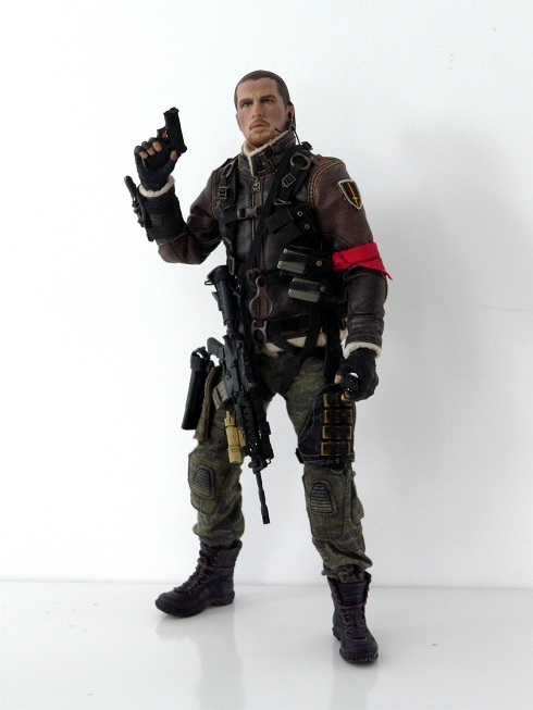 Collection du Cpt.Speirs ( HOT TOYS ). Connor12