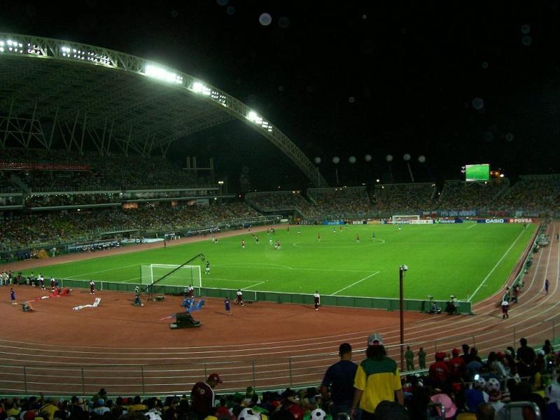 Puerto la Cruz | Estadio José Antonio Anzoátegui | 36.000 311