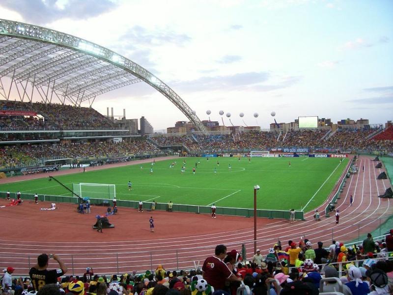 Puerto la Cruz | Estadio José Antonio Anzoátegui | 36.000 612