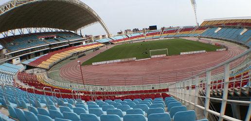 Puerto la Cruz | Estadio José Antonio Anzoátegui | 36.000 Estadi12
