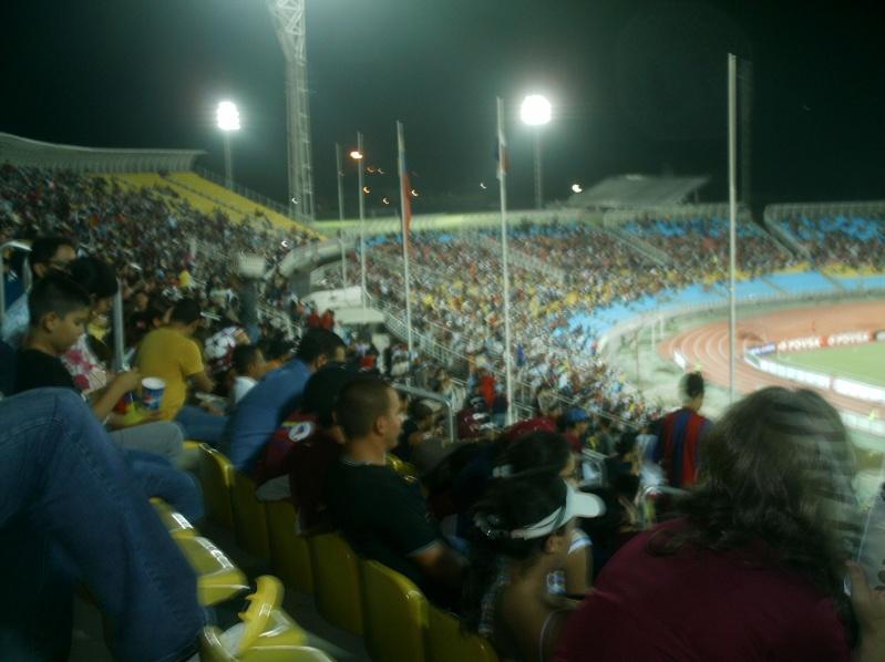 Puerto la Cruz | Estadio José Antonio Anzoátegui | 36.000 Imag0017