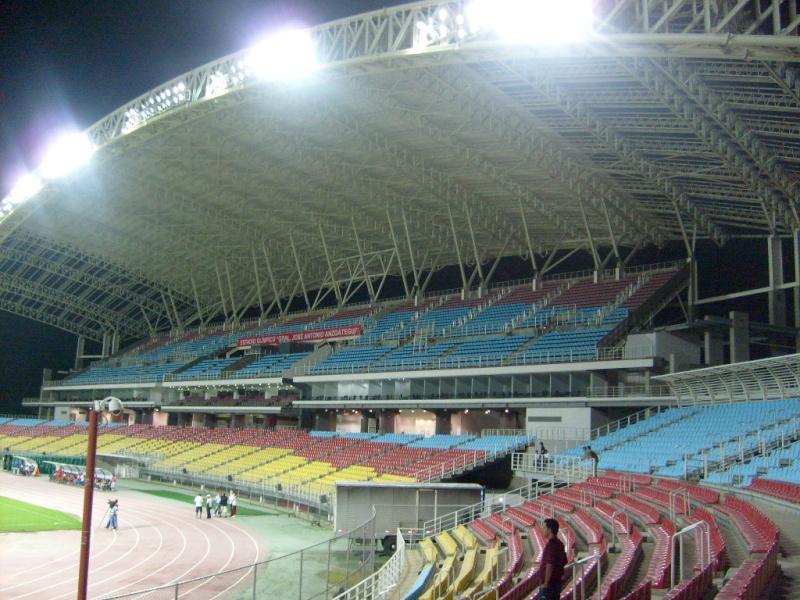 Puerto la Cruz | Estadio José Antonio Anzoátegui | 36.000 S6301211