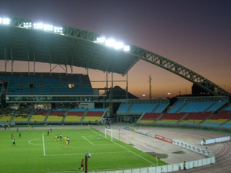 Puerto la Cruz | Estadio José Antonio Anzoátegui | 36.000 S6301610