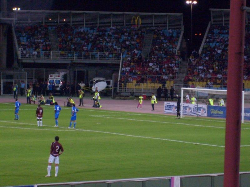 Puerto la Cruz | Estadio José Antonio Anzoátegui | 36.000 S6301838