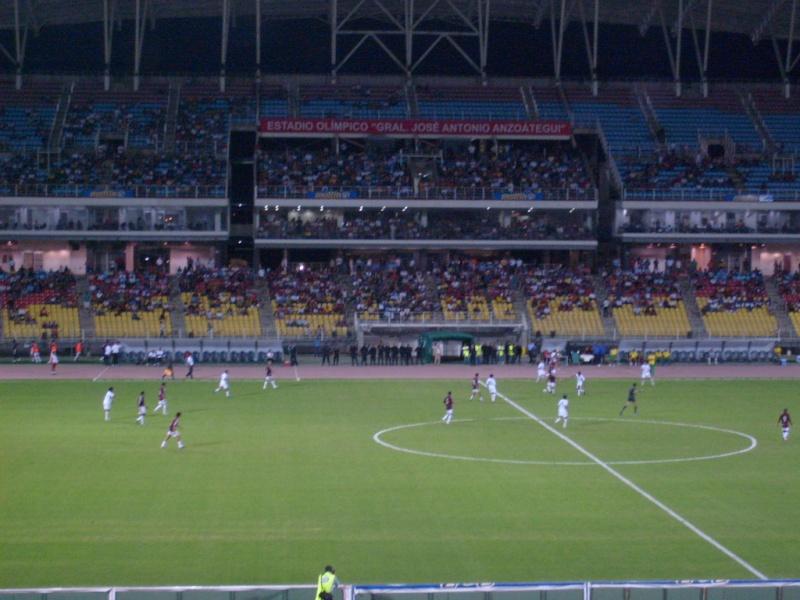 Puerto la Cruz | Estadio José Antonio Anzoátegui | 36.000 S6301839