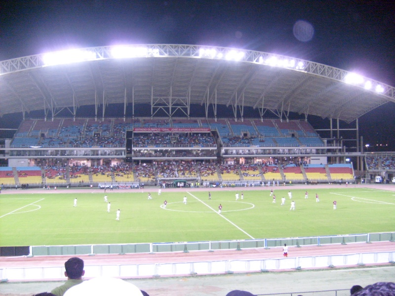 Puerto la Cruz | Estadio José Antonio Anzoátegui | 36.000 S6301840