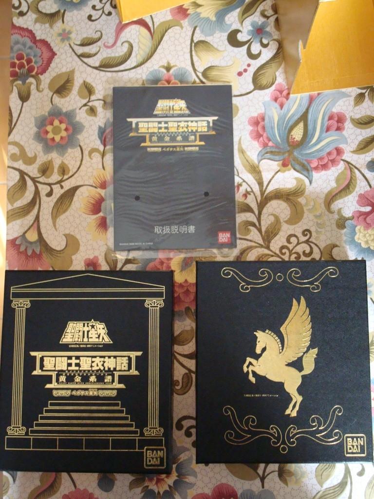 Vos photos de la Myth Cloth Pégase V3 Genealogical Gold 24K Dsc00117