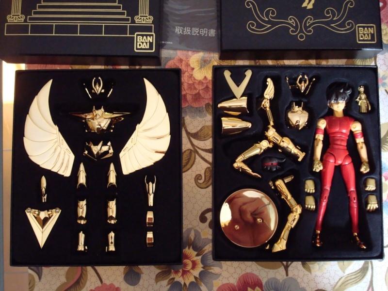 Vos photos de la Myth Cloth Pégase V3 Genealogical Gold 24K Dsc00118