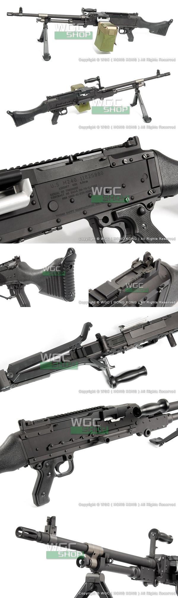 M240 ou FN Mag Ultima10