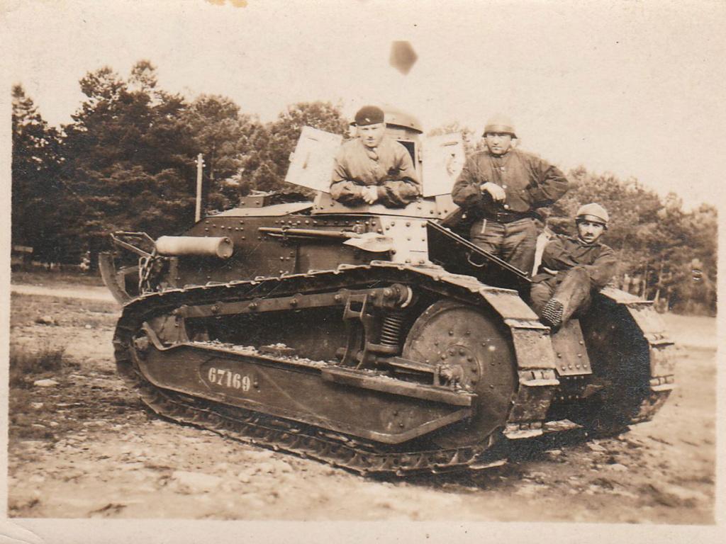 Photos de mon arrière grand-père sur FT17 Henri_10