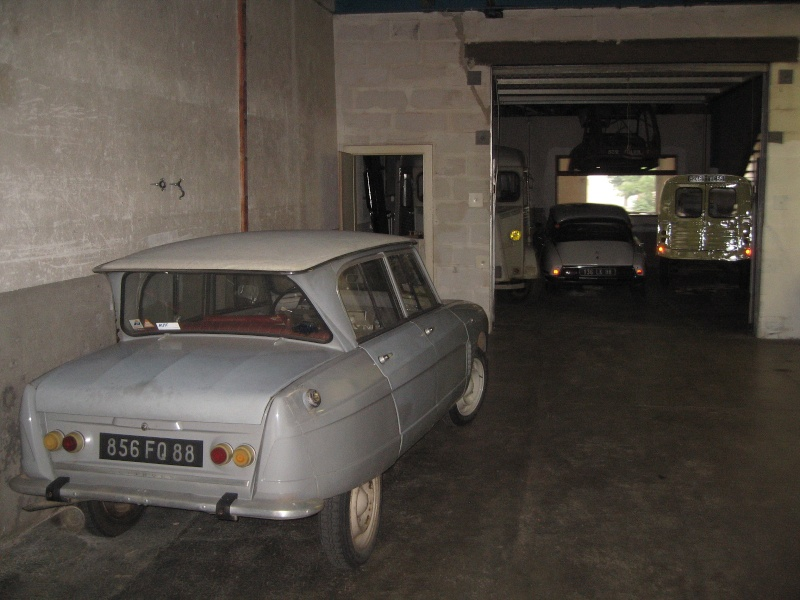 Présentation & Restauration : mon type h diesel 1980 - Page 2 Img_0410