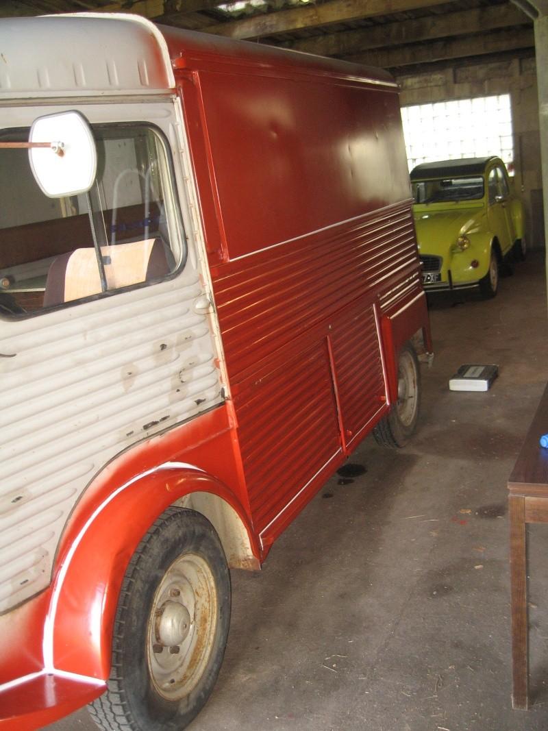 Présentation & Restauration : mon type h diesel 1980 - Page 2 Img_1843