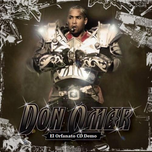El Orfanato - Don Omar [CD DEMO] Covere10