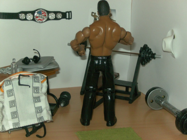 EFW: Extrem Figs Wrestling - Page 5 910