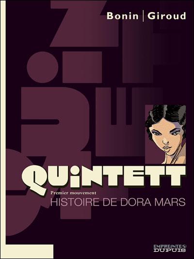 Quintett - Série [Giroud, Franck] 97828011