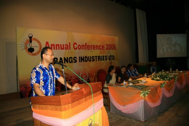 Rangs industries ltd. annual conference 2006. Img_1910