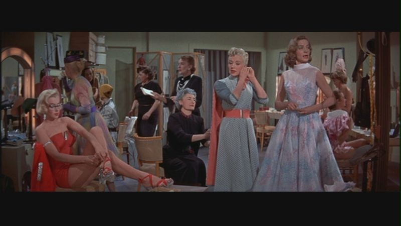 La mode dans le cinéma des années fifties.  67473010