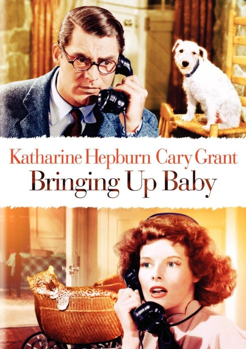 Bringing up baby, d'Howard Hawks (1938). 91fmke10