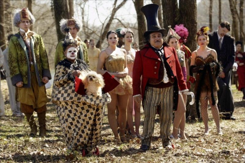 Le cirque au cinéma.  Big-fi10