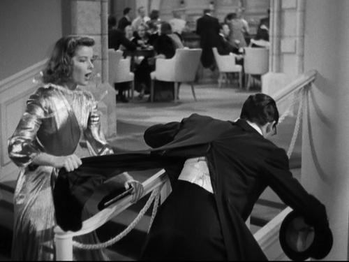 Bringing up baby, d'Howard Hawks (1938). Bringi11