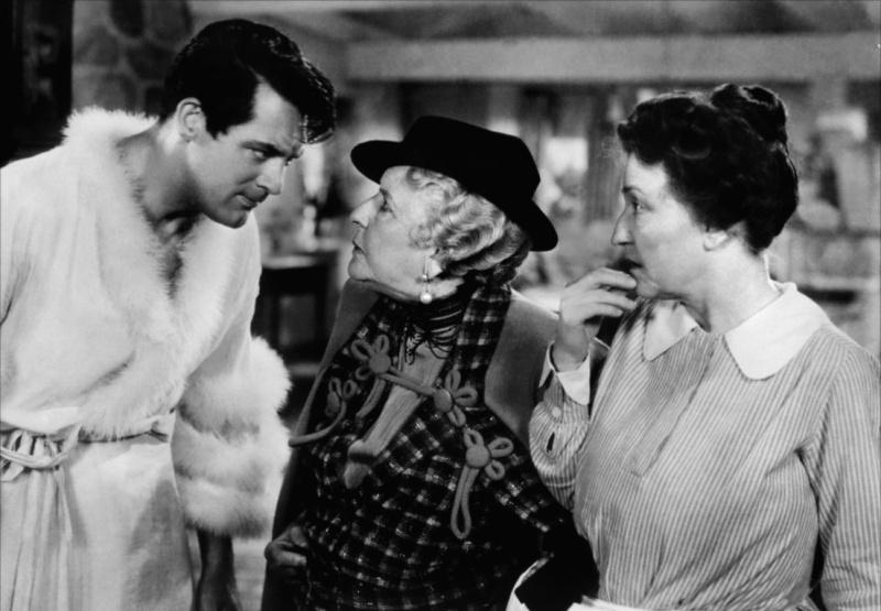 Bringing up baby, d'Howard Hawks (1938). Bringi13