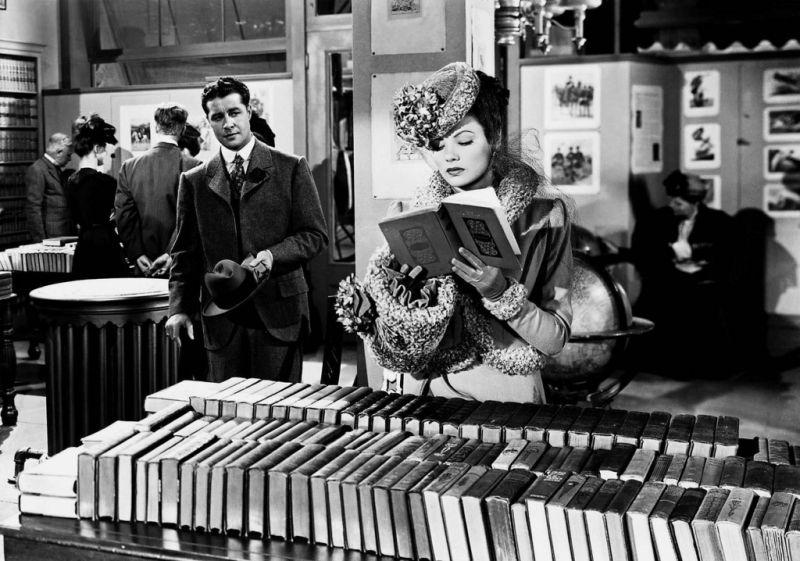 Les scènes de librairies et de bibliothèques au cinéma! Don_am10