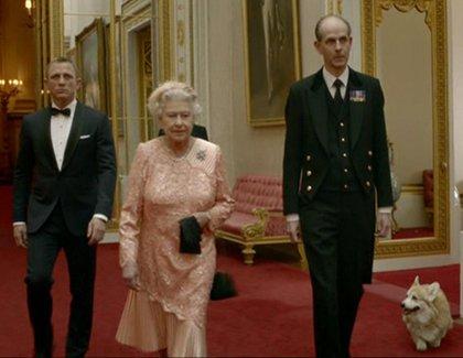 Les JO 2012 à Londres et la cérémonie d'ouverture Queen-10
