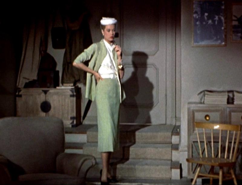 La mode dans le cinéma des années fifties.  Rw1610