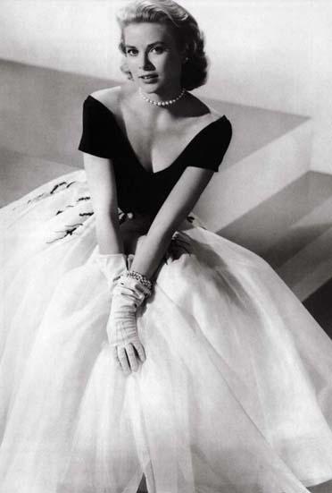 La mode dans le cinéma des années fifties.  Rw310