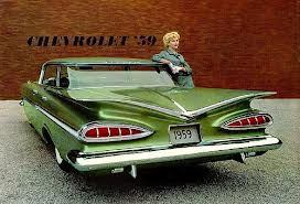 chevrolet Impala 1959-1960  Chevro12
