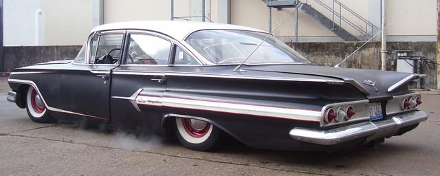 chevrolet Impala 1959-1960  Chevro13