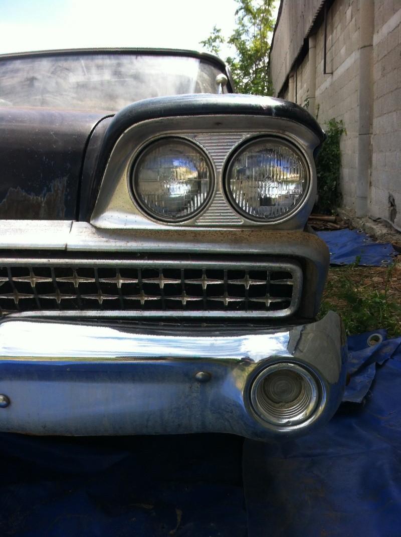 Ford fairlane 500 de 1959 Img_3021