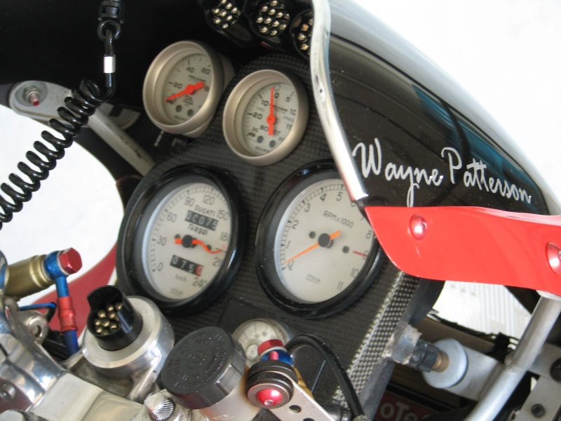 DUCATI 900SS A COURROIES DRAGSTER TURBO 215CV Img_0510