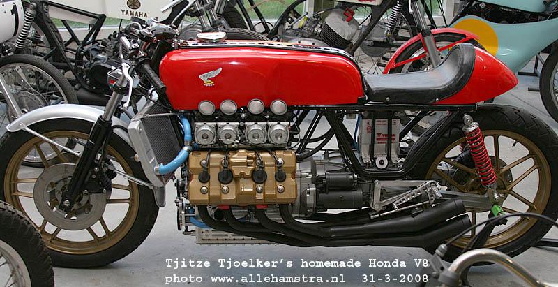 HONDA RACER V8 : LA BECANE DE MONGOL ! Img_7011