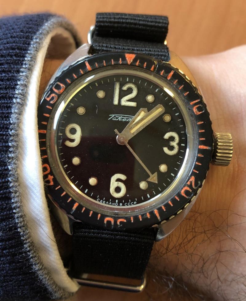 Verre pour Raketa Amphibian  Img-2810
