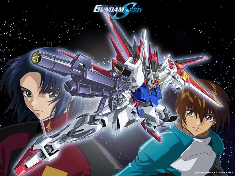 Gundam Seed [DD] Gundam10