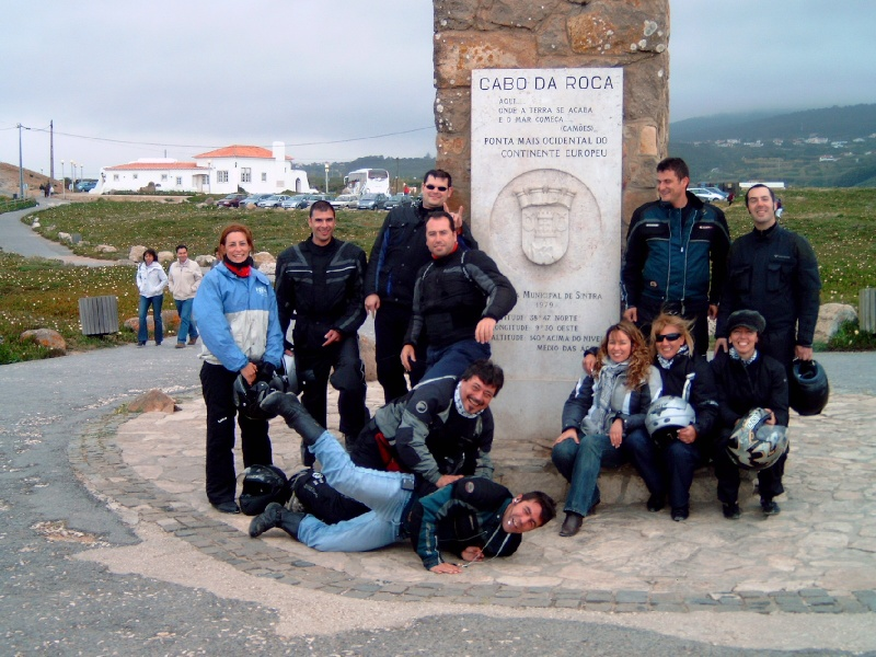 DOMINGO NO CABO DA ROCA Y4110714