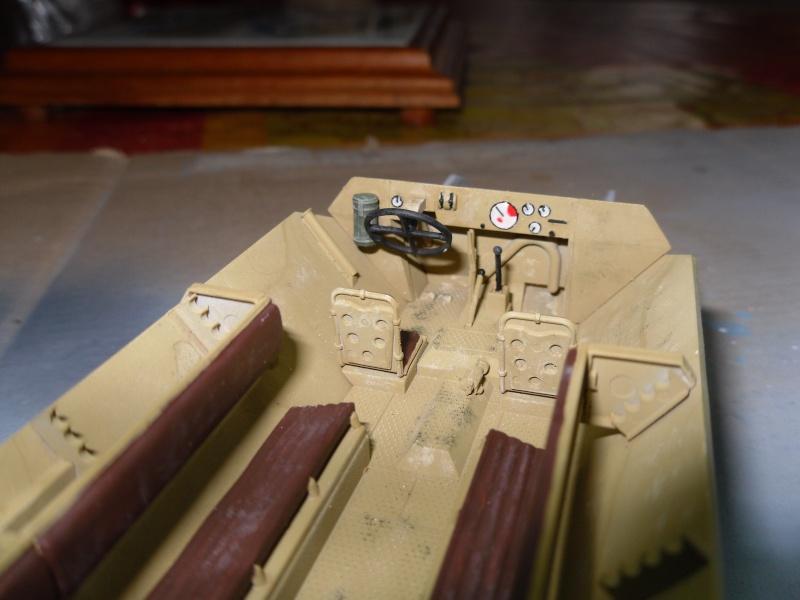 Sd.Kfz 251/1 - Ausf.D Tamiya 1/35-Maj 17/09/11 Sam_0025